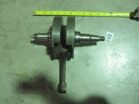 Crankshaft  : see pictures none