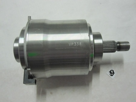 "Motor : 8"" tall,  4-1/4"" in diameter VP338, and 62/28RKB-1D koyo bearing"