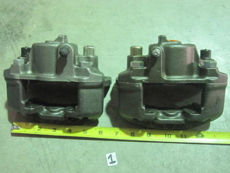 Calipers : please see pictures please see pictures
