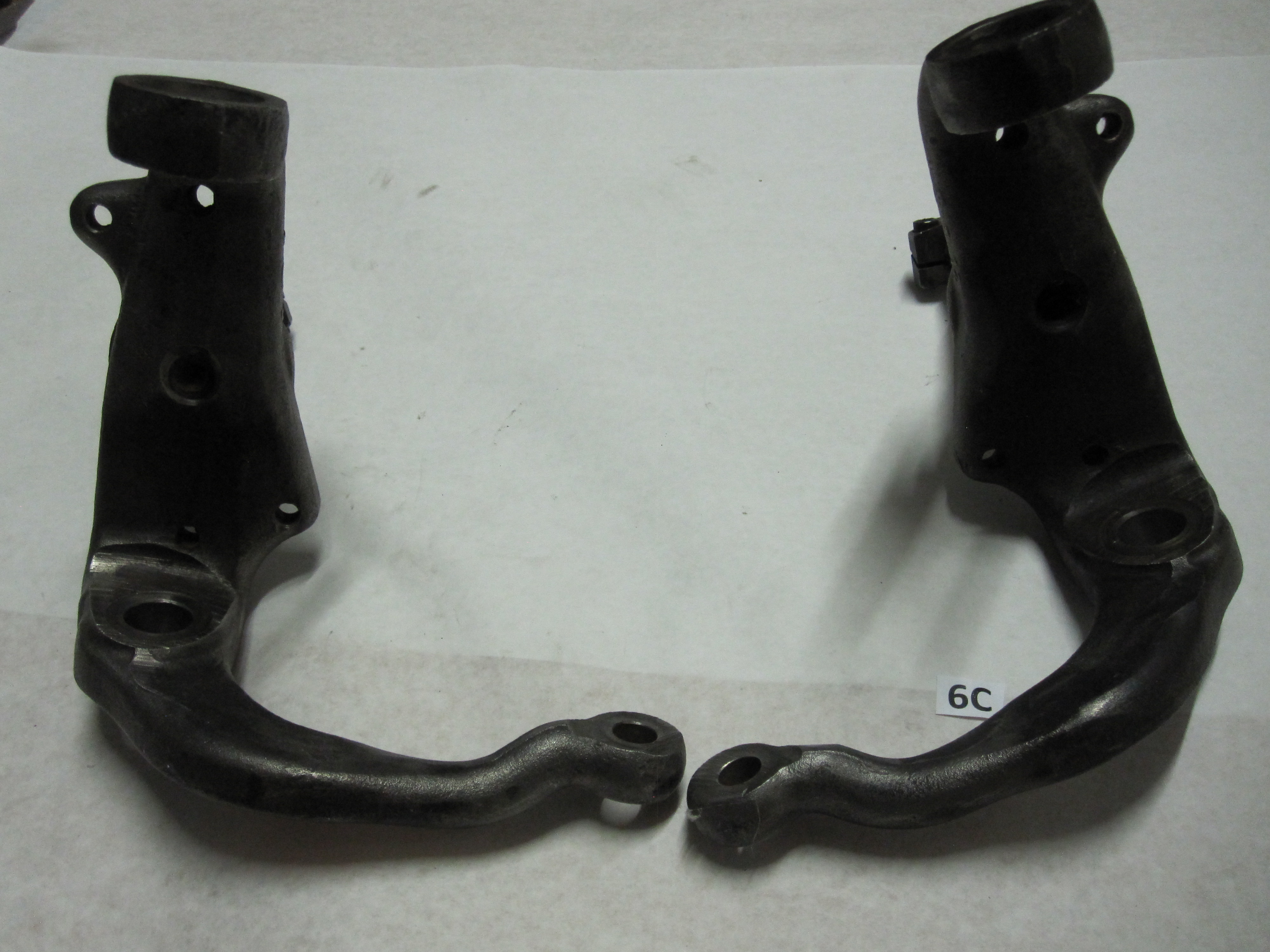 These are specialty spindles for a VW bus, van or