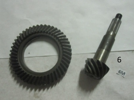 Pinion and Gear  11/47 jMP 307 +- 0.05 : none 11/47 jMP 307 +- 0.05  47x11 JMP 307
