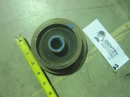 Pulley : Please see pictures none