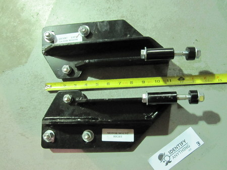 Motor Mount : please see pictures none