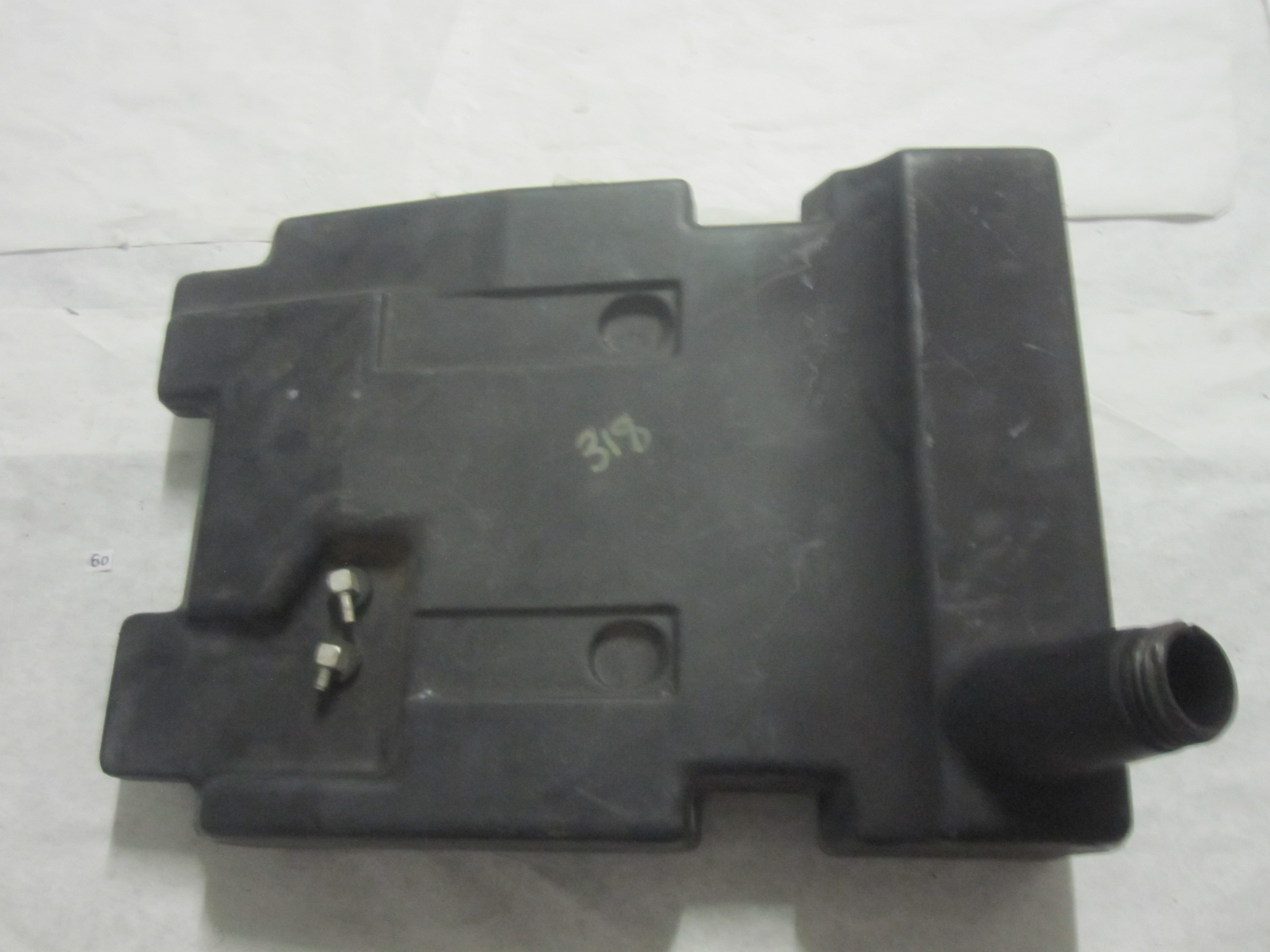 John Deere 316 and 318 lawn and garden tractor fuel tank