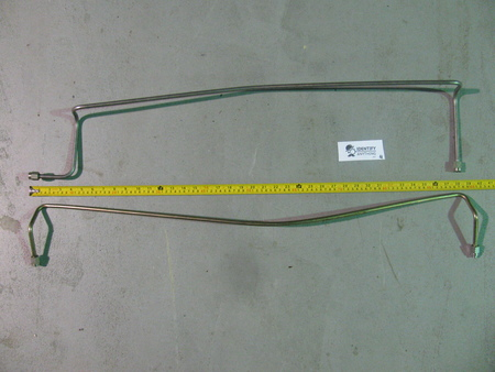 Hydraulic Hoses : please see pictures none