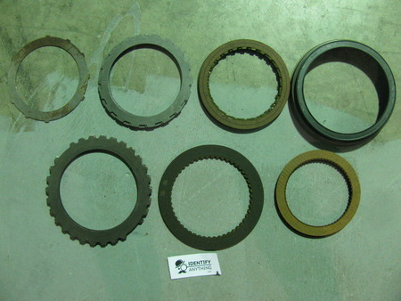 Clutch Plates : please see pictures none