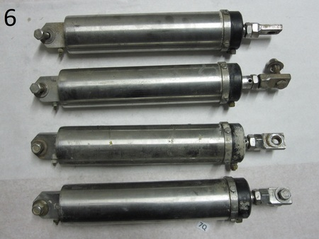 "Hydraulic Cylinders : 18"" eye to eye  S1-1299-SM"