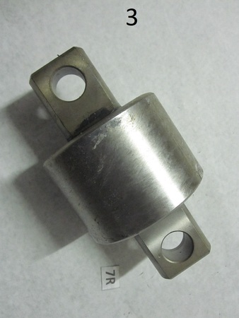 """8"""" Bushing :  its 8"""" tip to tip and 4-1/8"""" in diameter none"""