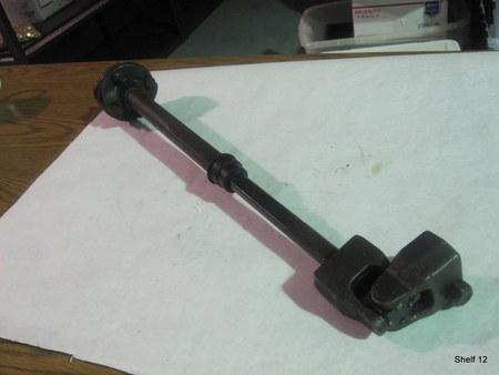 Intermediate steering shaft : N/A N/A