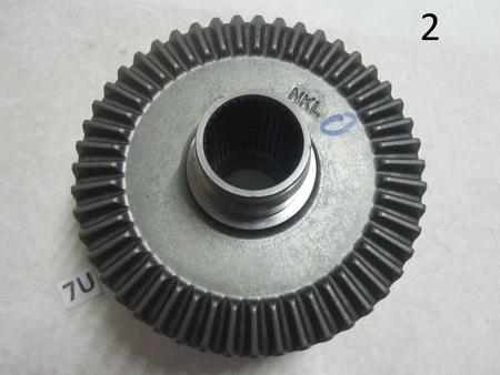 Pinion Differential : 34 spline NKL