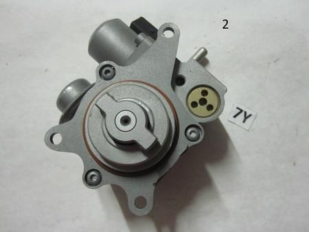 Solenoid valve : none A40207