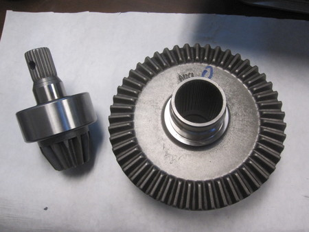 Pinion Differential : 34 spline NKL