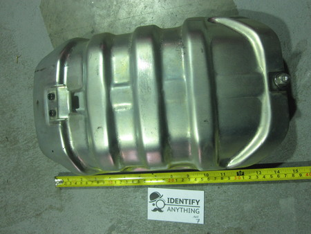 Heat Shield  : please see pictures none