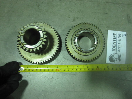 Gears : please see pictures none