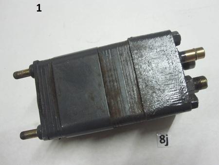 Valve ? motor : body: 5 x 3 x 3 AS-75 529496