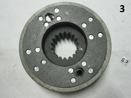 Brake drum? : 180mm 17 spline TP Grup