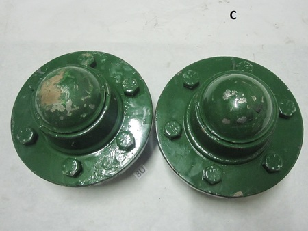 Wheel Hubs : 6 lug TMW