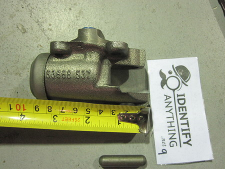 Brake Master Cylinder : please see pictures 53668 537