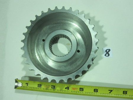 Sprocket : please see pictures none