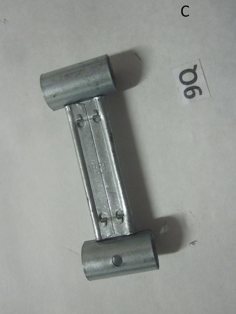 "Connecting Rod  : 4-1/2"" long, & 3/4"" eyes S"