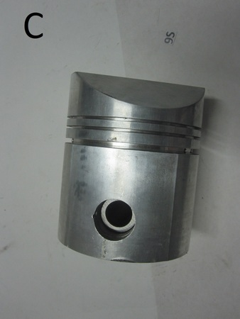 Piston : 122-123mm none