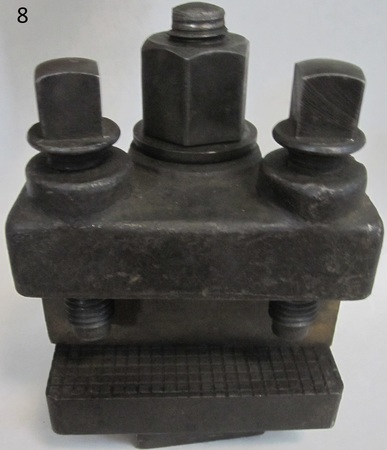 Tool Holder : holds a tool 1-5/8 464 or 454