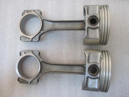 MAHLE Piston Rods : 98.98mm  MAHLE 99L7++ T011, 65483, 0030303A, 1107 0300