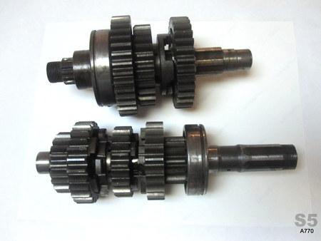 Suzuki Transmission Gears : na na