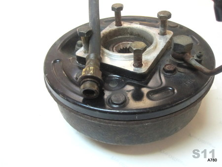 Comex Rotor Hub? : na Comex Made in Italy