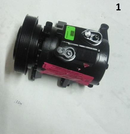 AC compressor  : 6 groove  9R10276