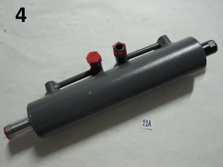 "Hydraulic Cylinder : 11-1/2"" body none"