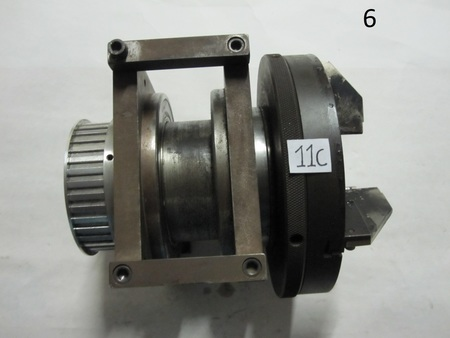 "Lathe Machine parts : 7-3/4"" Diameter  none"