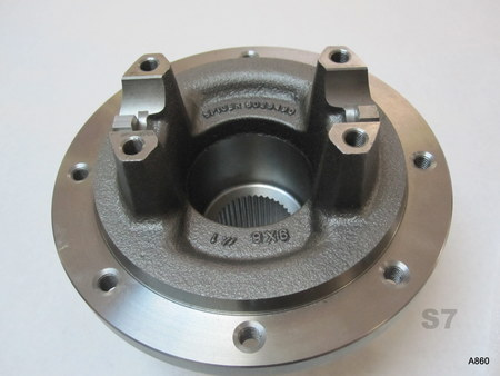 Spicer Manual Transmission Output End Yoke : as pictured. Spicer 5023490, 9 x 8 //.1