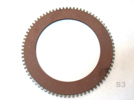 Transmission Friction Plate : as pictured. NA