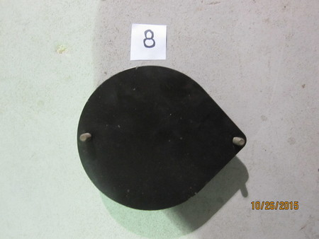 """Pulley : 6 3/4"""" x 6"""" None"""