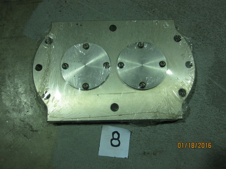 """Mount/Plate : 9"""" x 5-3/4"""" None"""
