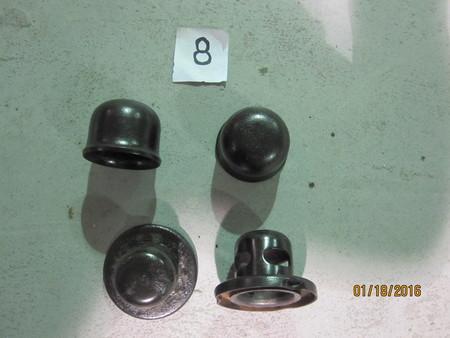"Help Identify : 2-1/2"" diameter, and 2"" diameter None"