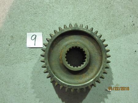 """Gears : 4"""" smaller gear diameter, 4-1/2"""" larger gear diameter None"""