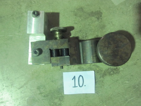 """Tool Holder? : 5"""" x 1-1/4 none"""