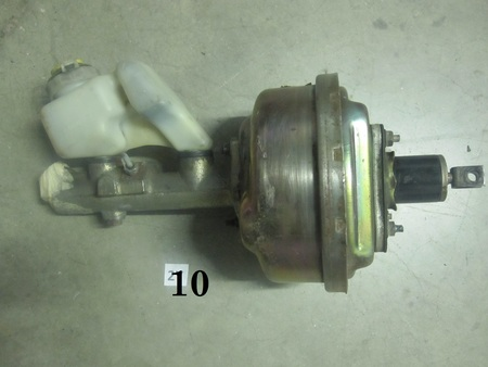 bendix Power Brake Booster : none bendix Master Vac servefreno bendiberica