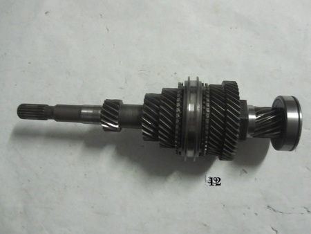 Gears : none 30tm13a a1N on a bearing